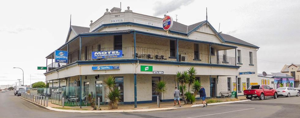 Seabreeze Hotel, Tumby Bay, SA