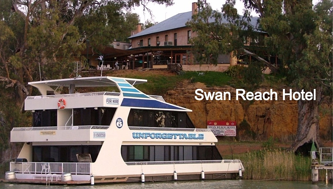 Swan Reach Hotel, SA