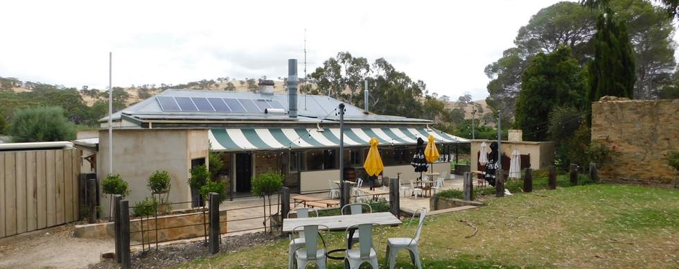 The Greenman Inn, Ashbourne, SA