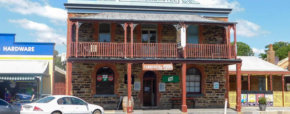 Commercial Hotel, Burra, SA