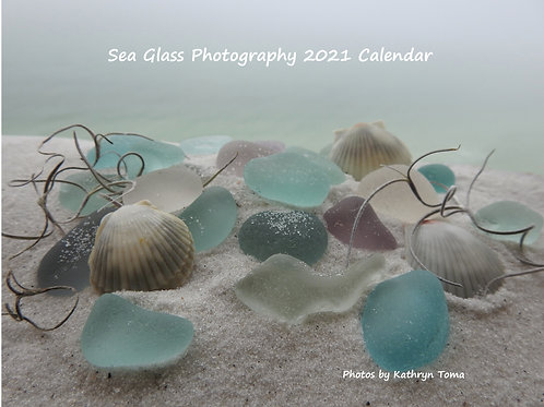 2021 Sea Glass Photography Calendar
