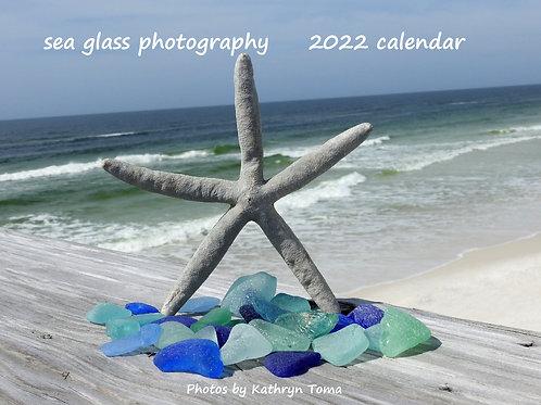 2022 Sea Glass Photography Calendar