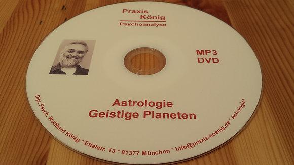 Astrologie 8: Die geistigen Planeten