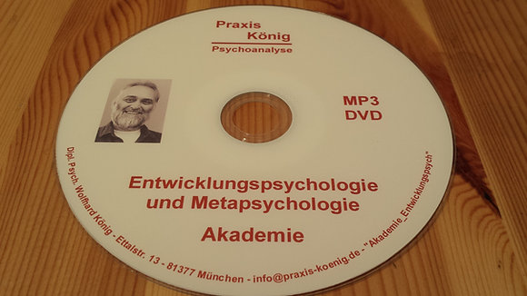 Psychoanalyse 2: Entwicklungs- und Metapsychologie