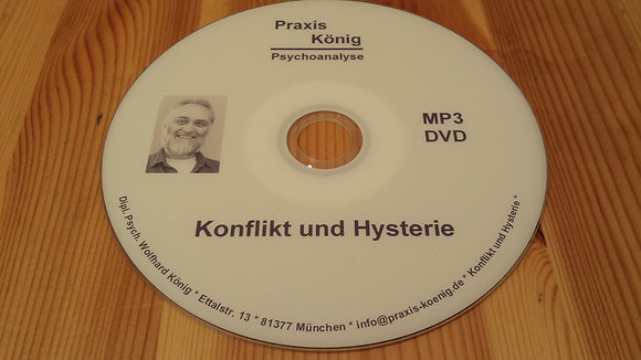 Psychotherapie 7: Konflikt u. Hysterie