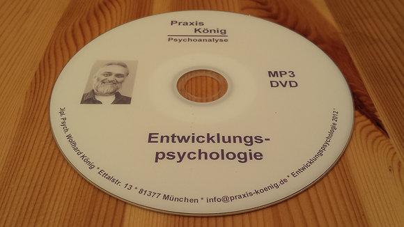 Psychotherapie 2: Entwicklungspsychologie