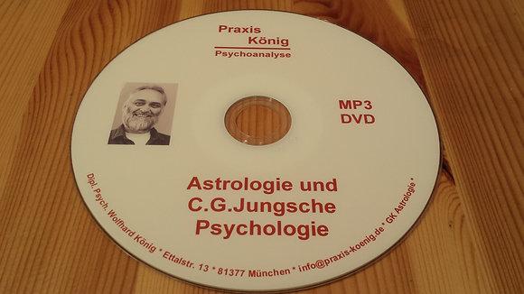 Astrologie 12: Astrologie und Jungsche Psychologie