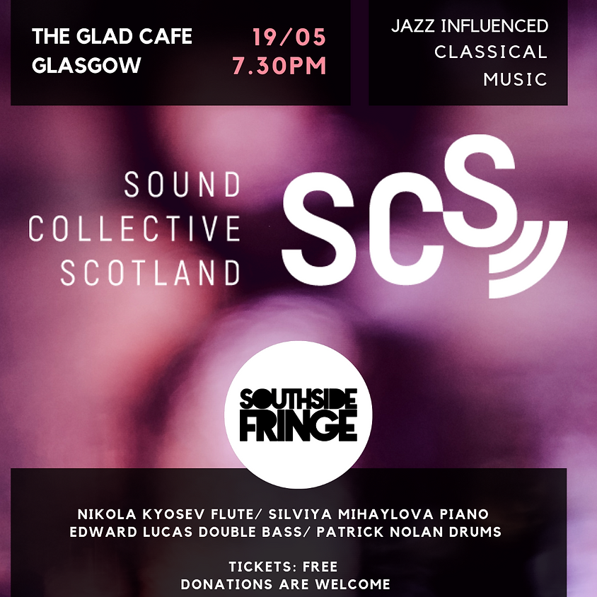 Sound Collective Scotland at The Glad Cafe