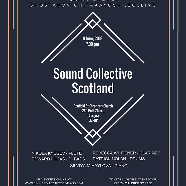 Sound Collective Scotland - Concert