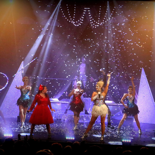 Cirque Enchantment: 2017/2018 UK TOUR