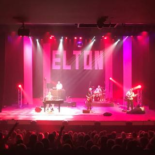 No.1 Elton - UK Tour - 2019/2020