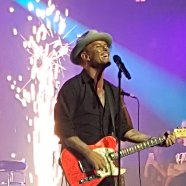 Matt Goss at the London Palladium 2018