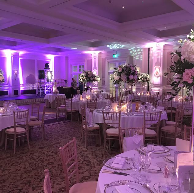 The Four Seasons, Hampshire - Wedding 2019