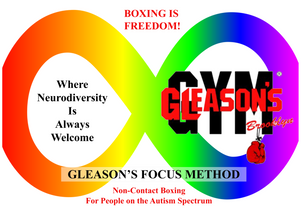 Non-Contact Boxing Classes For Autistic People