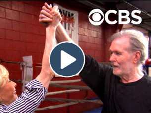 Fighting back against Parkinson's - in the ring