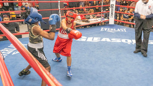 Amateur Bouts At Gleason's Gym
