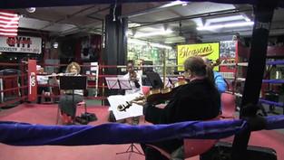 Mozart at Gleason's Gym