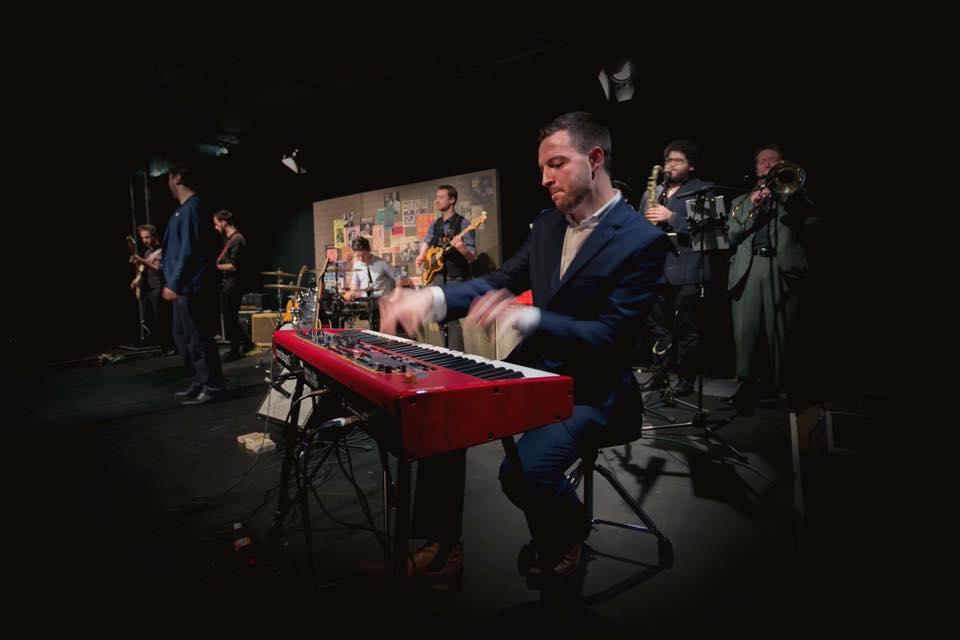 Rob Harrison - The Blueswater