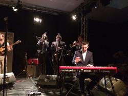 Rob & The Blueswater Brass