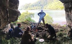 Bushcraft Course Scotland, Nomadic