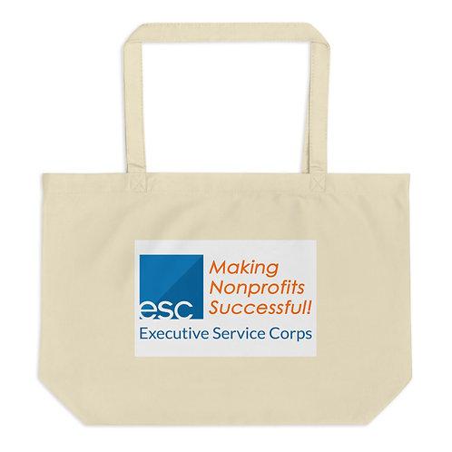 ESC Canvas Tote Bag
