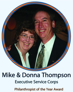 Click to Watch our Tribute to Mike & Donna