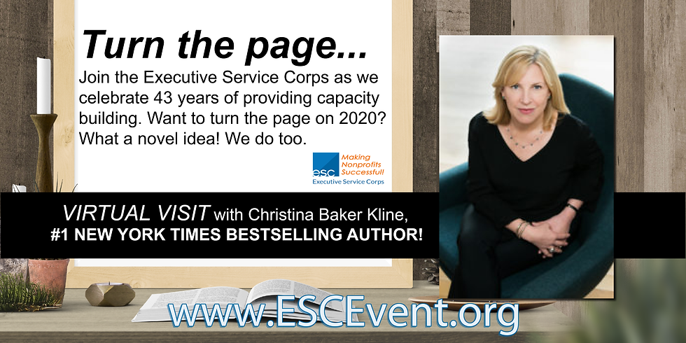 Executive Service Corps Turn the Page Ev