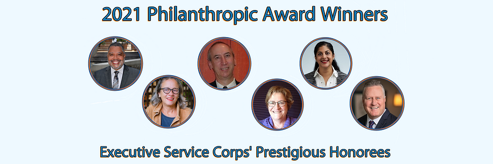 Award Honorees 2021 Executive Service Co