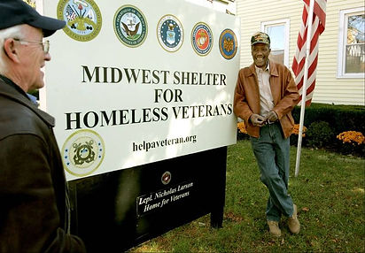 Midwest Shelter for Homeless Vets - Phot
