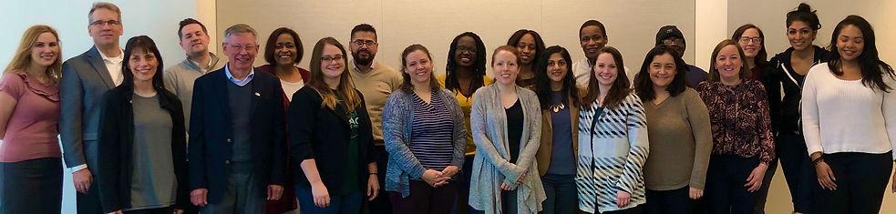 Nonprofit Leaders at ESC Training - Jan