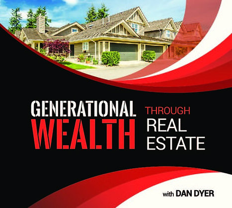 Generational Wealth Through Real Estate - USB