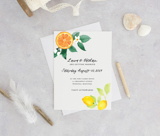 4 Things Your Wedding Invitations Say to Your Guests