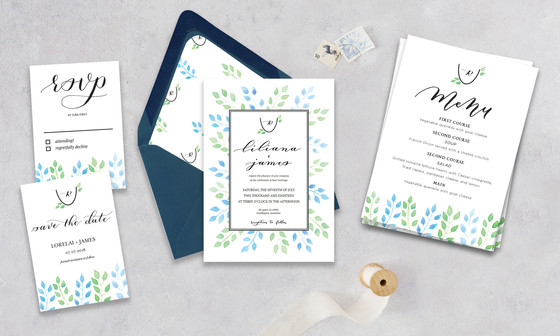 All Things Save the Dates