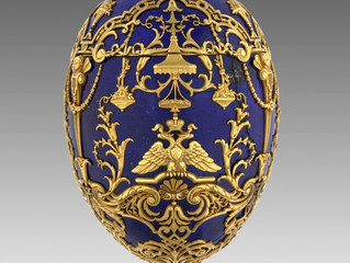 Fabergé: Jeweler to the Tsars