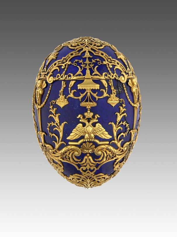Faberge Egg  ::  commons.wikipedia.org :: kermitbrown.com