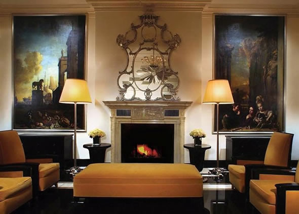 If Walls Could Talk Interior Designers Of The Carlyle Hotel