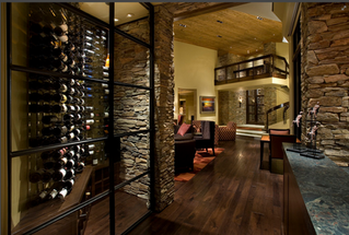 Wine Room... The New Focal Point