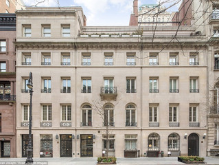 Safra Family Puts NY Townhouses on Market for $120 Million