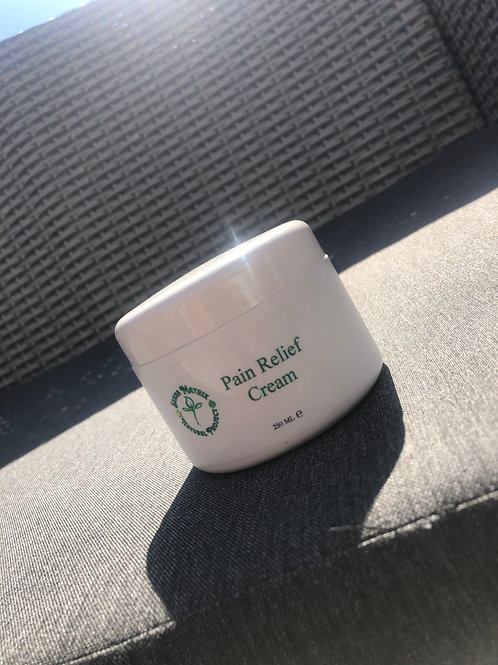 Kalite Body Cream Relief Action  CBD 250ml