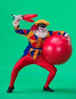 Harlequin Circus Shoot