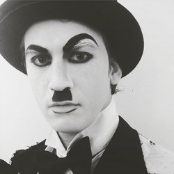 I miss being Charlie Chaplin in _LAOpera's #Pagliacci. It was a dream come true. 📷_ _seestina