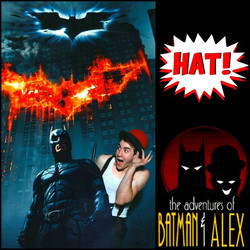 #Flashback to the time I was Batman's sidekick & just did hat manipulation instead of helping him fi