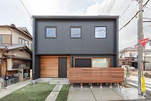インダストリアルデザインのお家