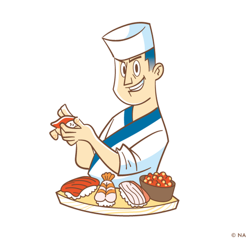 nikkei_cutillust_sushi.png