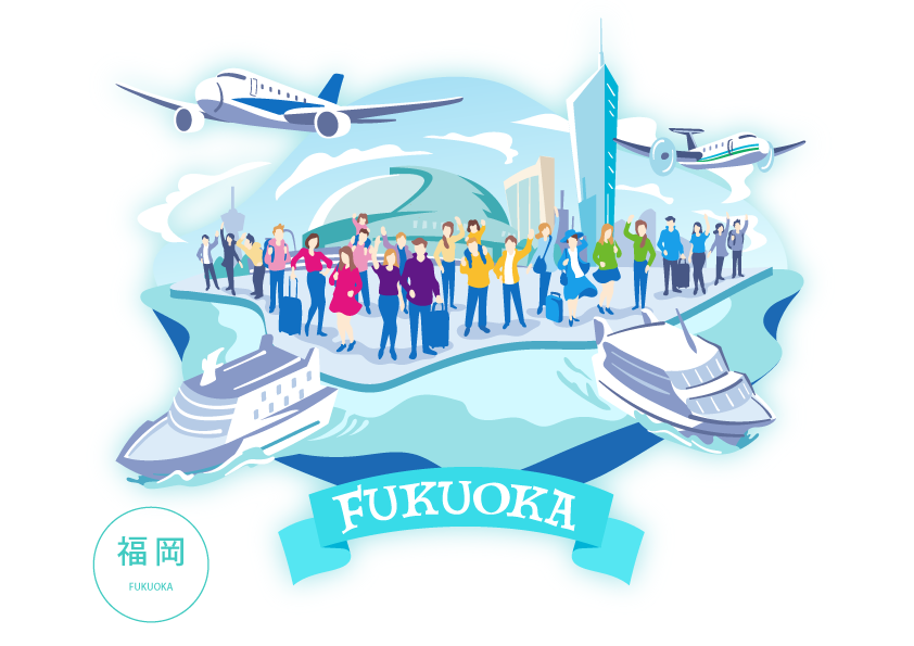 FUKUOKA 福岡