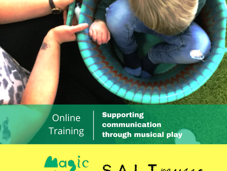 SALTmusic online training