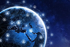 Cybersecurity and global communication,
