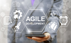 Agile development software coding busine