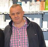 Patrick Lerno pharmacien à Lencloître