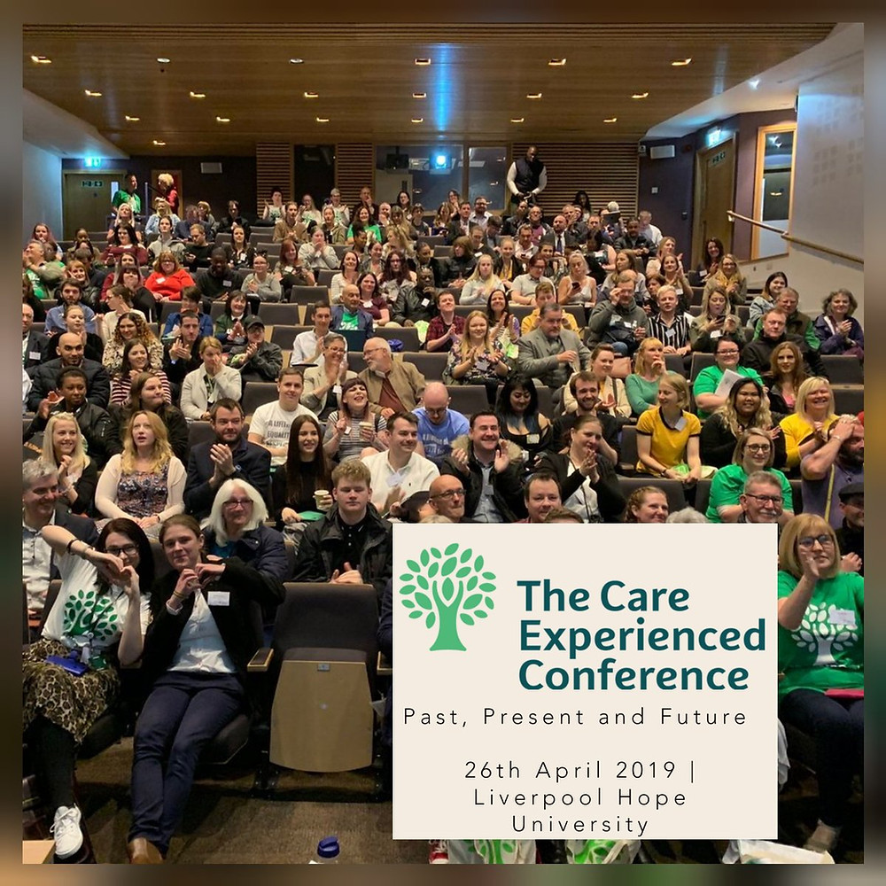 A story of theCare Exp Conference 26th April, 2019 Art Exhibition @LiverpoolHopeUK Uni by Rosie Canning  @RosieCanning ɌøSiE LøNǤSTøCKiNǤ @Rosie_Canning·3 Oct Some of the #teamies, i.e. me, can't be at the conference report launch which is really sad but for a wonderful reason, granddaughter-sitting-Sadie-Rose. So I thought in celebration of the launch, I'd share some photos from the art exhibition that ran alongside the conference.